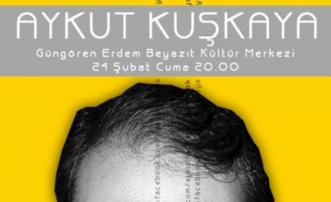 Aykut Kuşkaya'dan konser