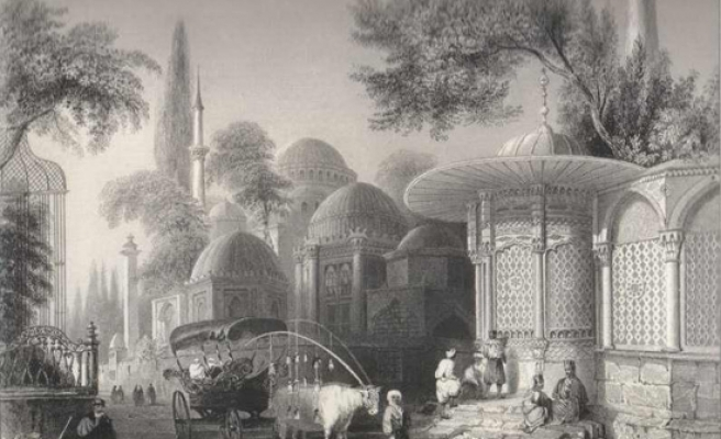 İstanbul'da bir sahabe kabri daha...