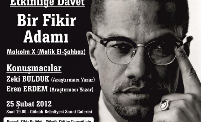 Bir Fikir Adamı: Malcolm X