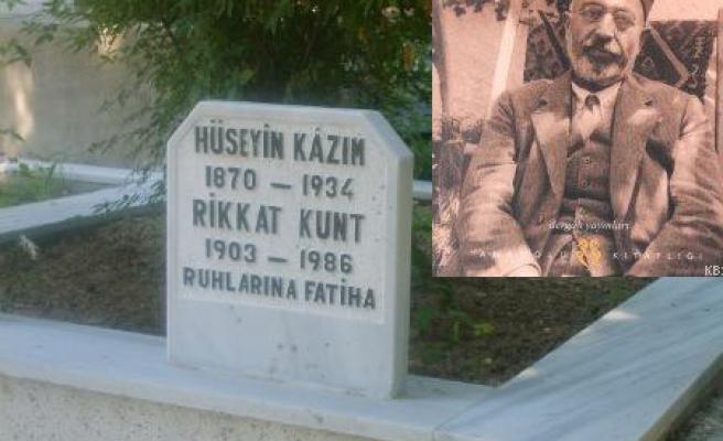 Misak-ı Milli'yi yazdı ama unutuldu!