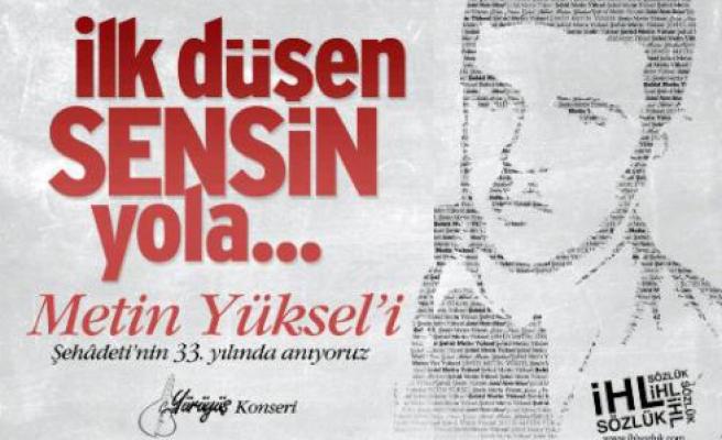 'Bir gün kavuşacak ellerimiz' Ey Şehid!