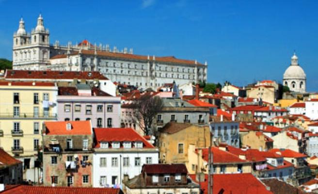 Lizbon'da bayram namazı kıldım