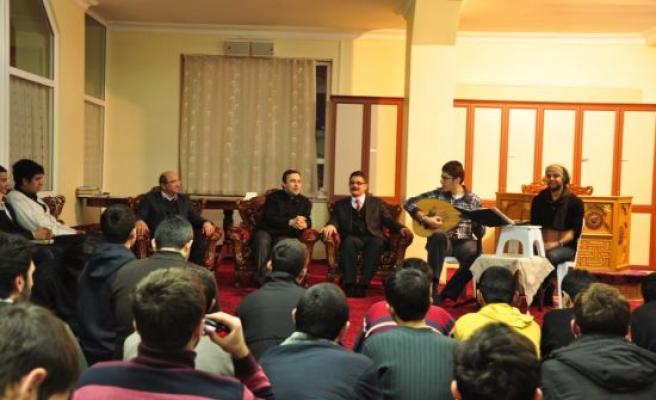 Genç Gönüllüler Konya'da baskı altındaydı!