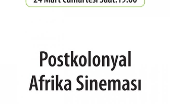 İLEM'de Afrika sineması konuşulacak