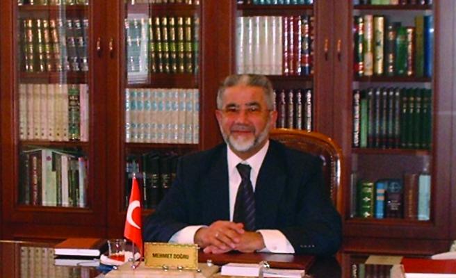 Mehmet Doğru tecrübelerini paylaşacak