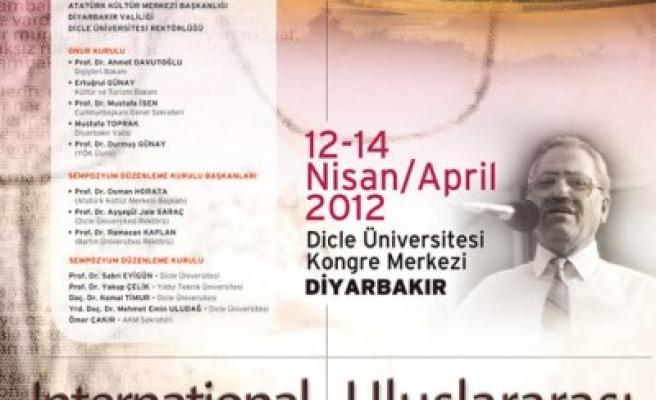 Uluslararası Sezai Karakoç Sempozyumu