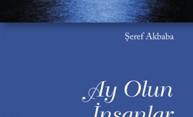 Şeref Akbaba'nın şiir kitabı