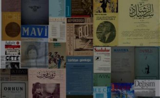 Değirmen yüzyılın dergilerine mercek tuttu