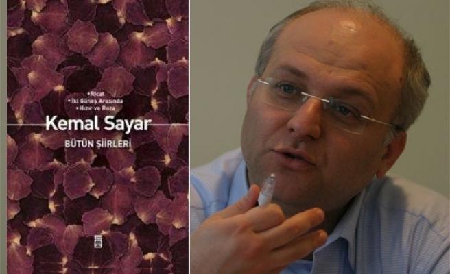 Kemal Sayar'ın bütün şiirleri bir kitapta!