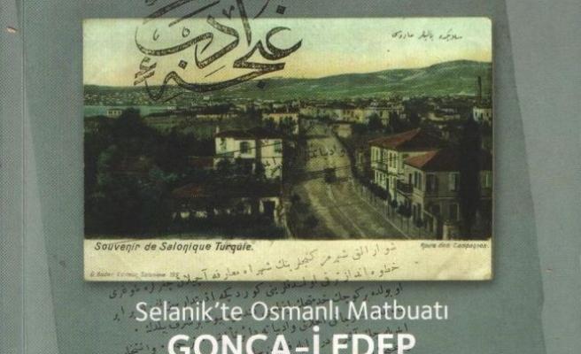Selanik'te gençlerin çıkardığı bir dergiydi