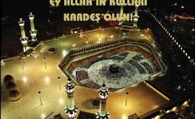 'Ey Allah'ın kulları, kardeş olun!'