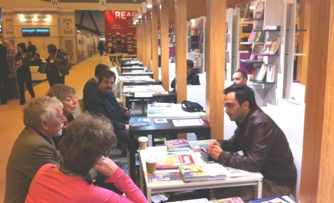 Londra Kitap Fuarı'na 20 yayıncı katıldı