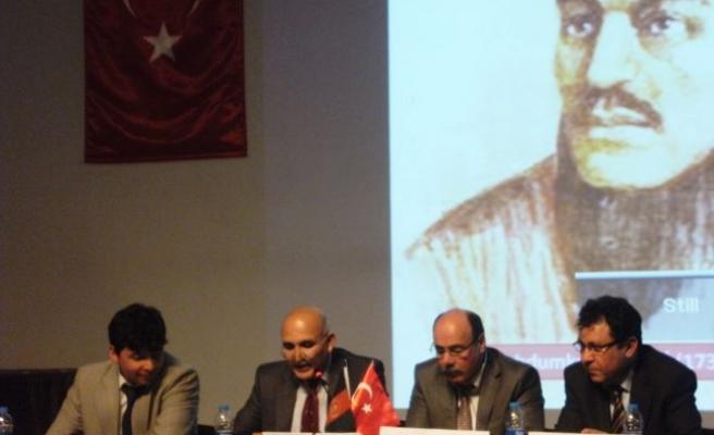 Konya'da Mahdum Kulu Firagi anıldı