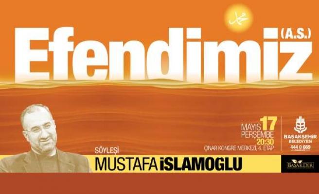 Mustafa İslamoğlu Başakşehir'de