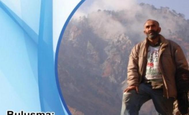Erzurum'da Bahattin Yıldız yürüyüşü