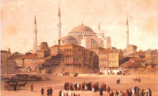 Hangisi orijinal Ayasofya Camii?