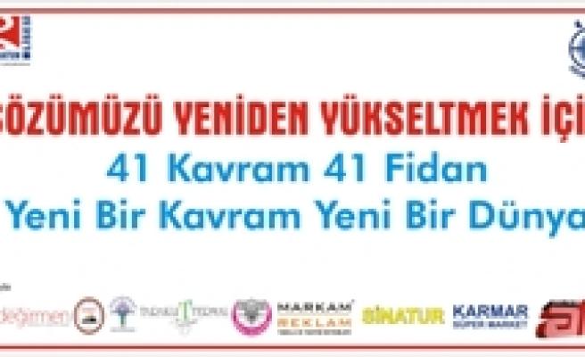 41 Kavram 41 Fidan