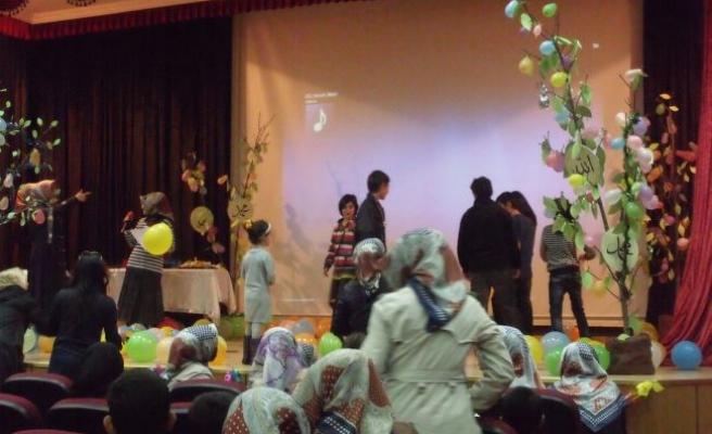 KAİHL'de erdem okulu 3 yıldır faaliyette