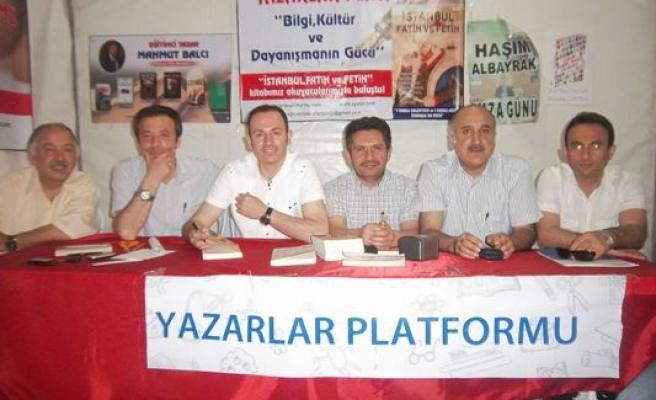 İstanbul için ortak imza attılar