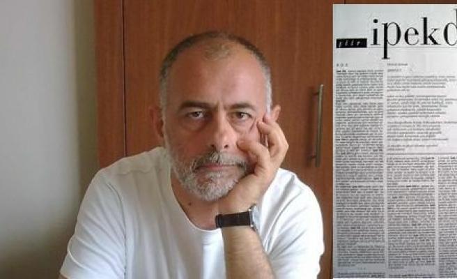 Bursa'da nitelikli bir dergi idi İpek Dili