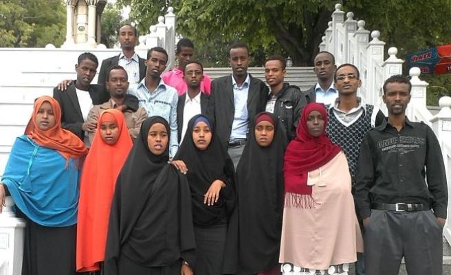 Konyalı Somalili ile anlaşmanın yolunu bulur