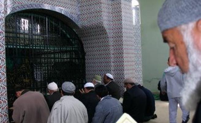 Antep'te Ukkaşe Bin Ebi Mihzan'ı ziyaret ettik