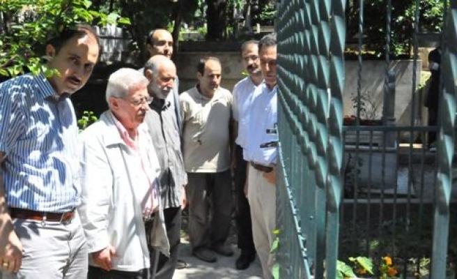 Rasim Bey'le Zarifoğlu'nu ziyaret etmiştik