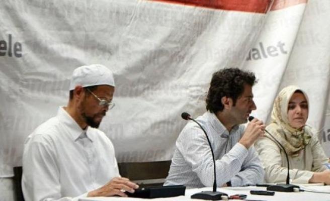 Zeyd Şakir: Kur'an'a endeksli yaşa!
