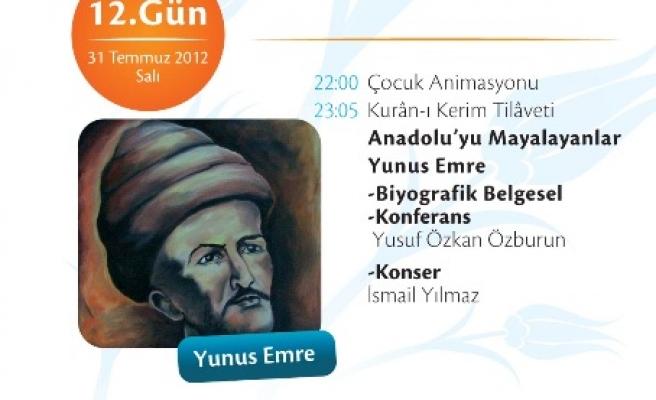 Yunus Emre, Anadolu'yu Mayalayanlar'da
