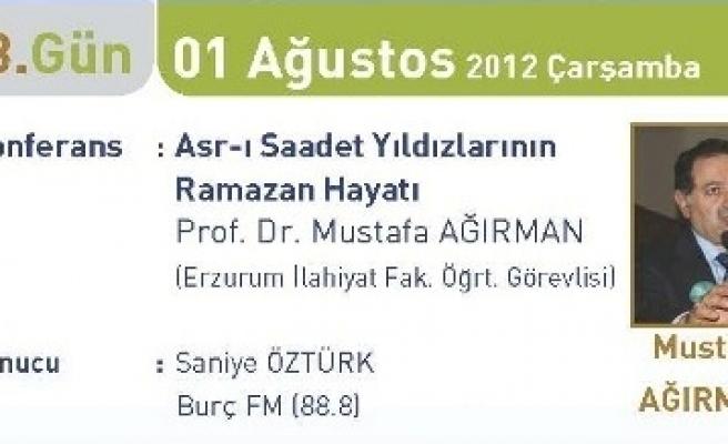 Asr-ı Saadet'te Ramazan hayatı nasıldı?