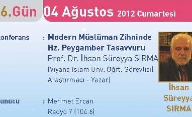 İhsan Süreyya Sırma Bağcılar'da