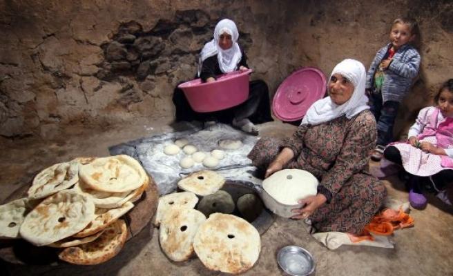 Bu Ramazan tandır ekmeğini özledim