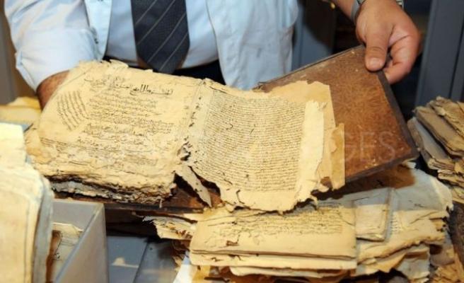 Kudüs'teki yazma eserler ne durumda?