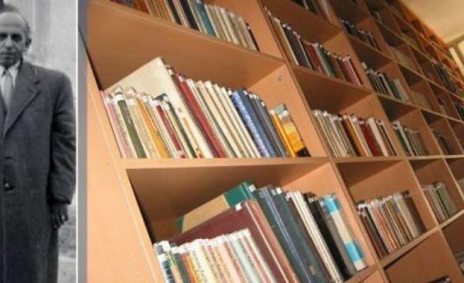 Bir TCDD memuru kurdu bu kütüphaneyi