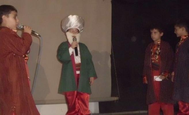 Trakya'da miniklerin Ramazan programındaydık!