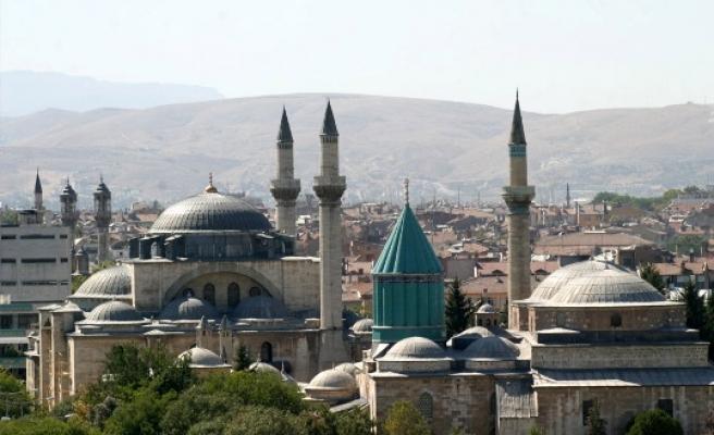Şehir yazarları Konya'da bir araya geliyor