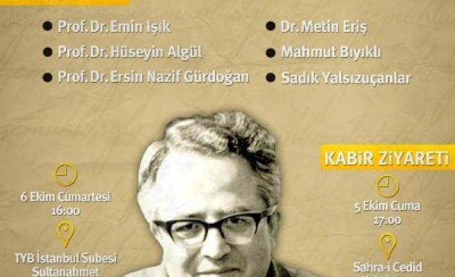 Fethi Gemuhluoğlu anılıyor