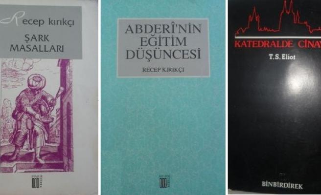 Güzel kitaplarla başlamışlardı yayıncılığa
