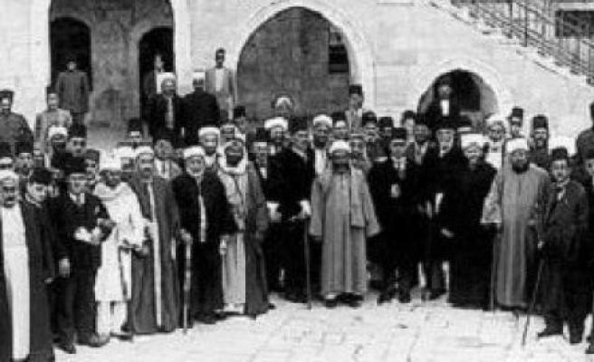 İslam Birliği için 81 yıl önce toplandılar!