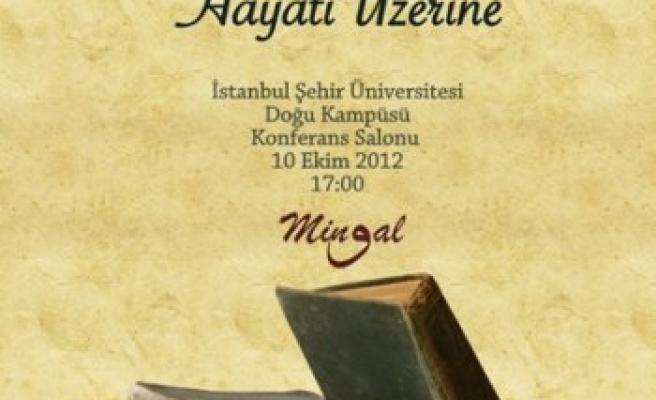 Muhyiddin Şekûr Şehir Üniversitesinde
