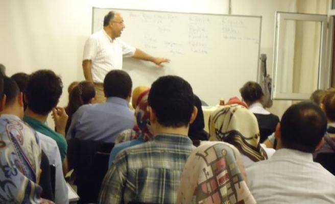 Mehmet Hoca İbn Arabi'yi ve Füsus'u anlattı
