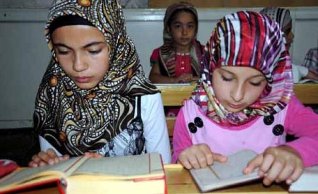 Kur'an terimleri sözlüğü, hem de çocuklara