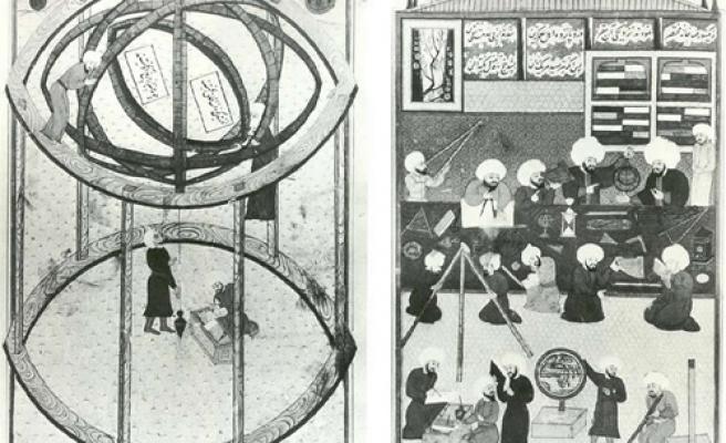 İlk büyük gözlemevi: Meraga Rasathanesi