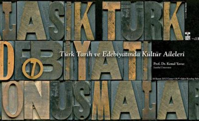 Kemal Yavuz kültür ailelerini anlatacak