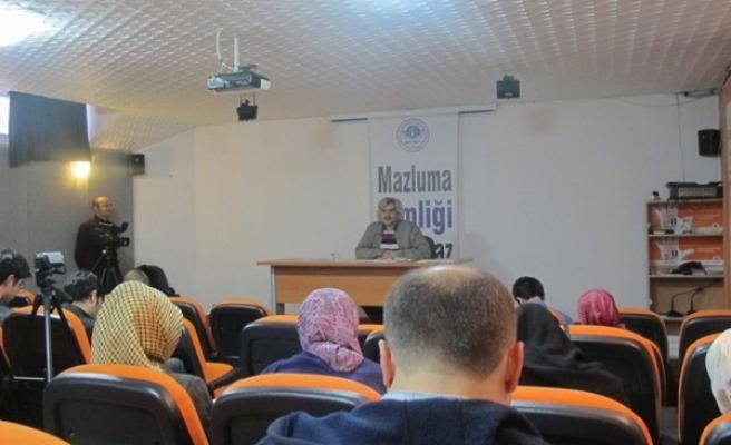 '7. İnsan Hakları Okulu' başladı