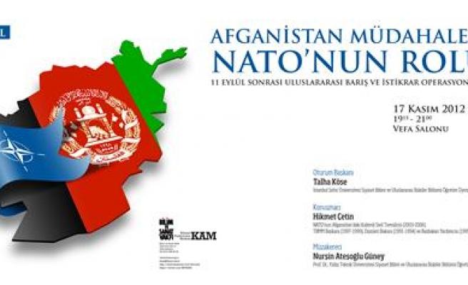 NATO'nun Afganistan misyonu neydi?