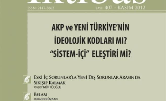 AK Parti kongresi nasıl okunmalı?