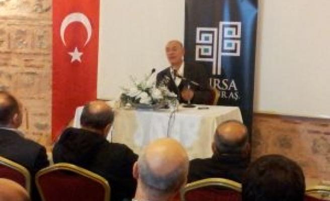 Mengüşoğlu Bursa'da İslamcılığı anlatacak