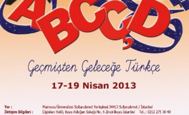 Türkçe Kurultayı başlıyor