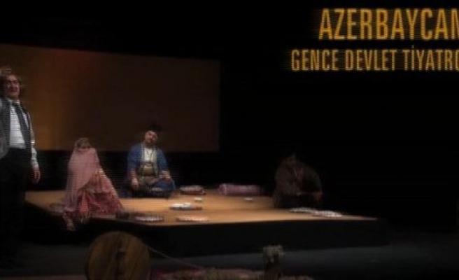 Konya'da tiyatro festivali (Video Haber)